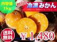 「送料無料」 訳あり 冷凍みかん 1kg (訳あり冷凍ミカン