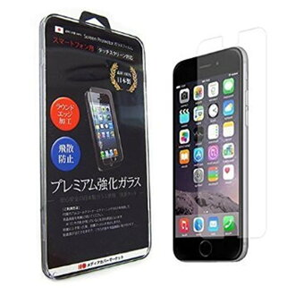 APPLE iPhone6[4.7英寸]高級強化玻璃膠卷四處飛散防止局邊緣加工液晶保護02P01Oct16