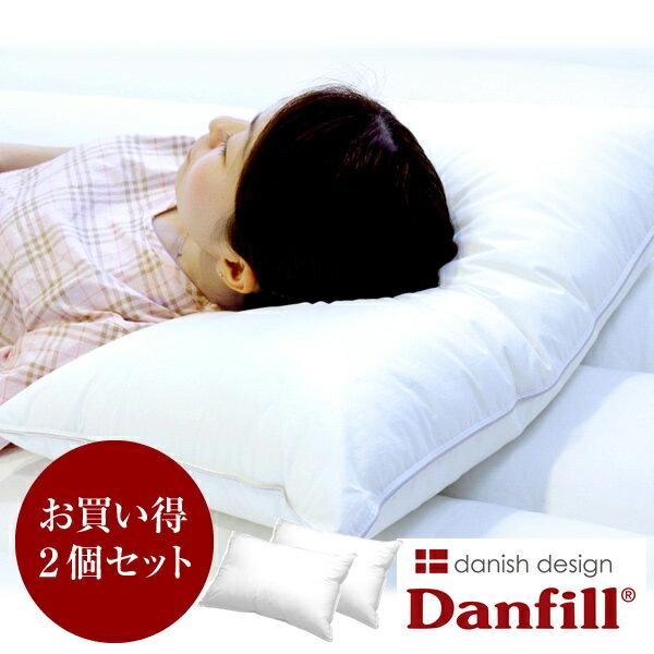 快眠枕 フィベールピロー<2個組>