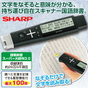 SHARP ペン型スキャナー辞書「ナゾル」(国語)...