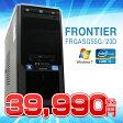 【中古 パソコン】FRONTIER FRGASG55G/23D【第2世代 Core i5 CPU★Geforceグラボ搭載◎】【安心90日保証】 1台限り