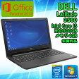 ★Microsoft Office 2013セット!■未開封■【新古品】ノートパソコン DELL LATITUDE 3560 Windows7 15.6インチ Core i3 5015U 2.1GHz メモリ4GB HDD500GB ■ドライブレス★送料無料!