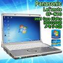 【中古】ノートパソコン パナソニック(Panasonic) Let's note CF-N10 Windows7 12.1インチ Core i5 vPro 25...