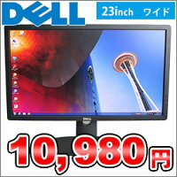 ����š�DELLU2312HMt��23inch�磻��/�ե�HD/D-Sub��DVI-D��DisplayPort�Σ��������ϡ�⤵Ĵ�����ޤ�!���̤Ҥ�Ӥ?�䤹�����