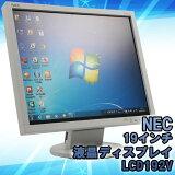 ����š۱վ��ǥ����ץ쥤 NEC LCD192V 19������ڥ������� ��˥����ۡڥΥ쥢�ۡڲ�����1280��1024/VGAü�ҡۡ�����̵�� (�����ϰ����