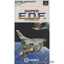 【中古】【箱説明書なし】[SFC]スーパーE.D.F.(SUPER E.D.F.)(19911025)
