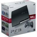 【中古】 本体 PS3 プレイステーション3 PlayStation3 HDD320GB チャコール ブラック(CECH-2500B)(20100729)