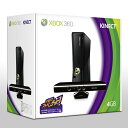 【中古】[本体][Xbox360]Xbox360 4GB + Kinect(キネクト)(S4G-00017)(20101120)
