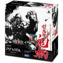 【中古】 本体 PSVita PlayStation Vita 討鬼伝 鬼柄(おにがら) Wi-Fiモデル(PCHJ-10008)(20130627)