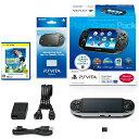【中古】 本体 PSVita PlayStation Vita 3G/Wi-Fiモデル Play Game Pack(プレイゲームパック)(PCHJ-10012)(20131031)
