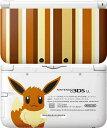 【中古】 本体 3DS ニンテンドー3DSLL イーブイエディション(ポケモンセンター専売品)(SPR-S-WGAA)(20130622)