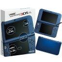 【中古】[本体][3DS]Newニンテンドー3DS LL メ...