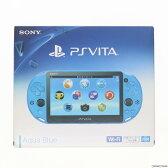 【新品即納】[本体][PSVita]PlayStationVita Wi-Fiモデル アクア・ブルー(PCH-2000ZA23)(20150917)【RCP】
