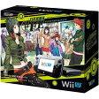 【中古】[本体][WiiU]Wii U 幻影異聞録#FE Fortissimo Edition セット(Wii Uプレミアムセット黒/kuro/クロ同梱版)(WUP-S-KAHN)(20151226)【RCP】