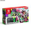 【中古】 本体 Switch Nintendo Switch(ニンテンドースイッチ) スプラトゥーン2セット(HAC-S-KACEK)(20180713)