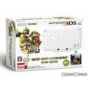 【中古】[本体][3DS]モンスターハンター4 スペシャルパック (アイルーホワイト)(SPR-S-