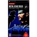 【中古】[PSP]METAL GEAR SOLID PORT...