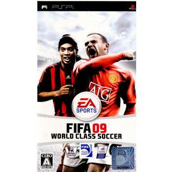 【中古】[PSP]FIFA09 ワールドクラスサッカー(20081113)
