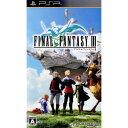 【中古】[PSP]FINAL FANTASY III(ファイナルファンタジー3)(20120920)【RCP】