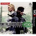 【中古】[3DS]METAL GEAR SOLID 3 SN...