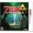 【中古】 3DS ゼルダの伝説 神々のトライフォース2(20131226)