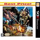 【中古】[3DS]モンスターハンター4G Best Pric...