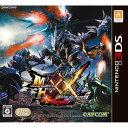 【予約前日発送】[3DS]モンスターハンターダブルクロス(MHXX / Monster Hunter Double Cross)(20170318)【RCP】
