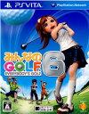 【中古】[PSVita]みんなのゴルフ6 みんゴル6(20111217)【RCP】