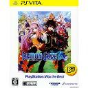 【中古】 PSVita デモンゲイズ(PSVita the Best)(VLJS-50008)(20131114)