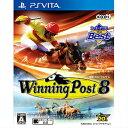 【中古】[PSVita]Winning Post 8(ウイニングポスト8) コーエーテクモ the Best(VLJM-35254)(20150910)