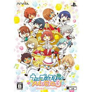 【中古】[PSVita]うたの☆プリンスさまっ♪ MUSIC3(ミュージック3) 初回限定 ウキウキBOX(限定版)(20160128)