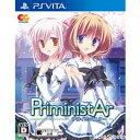 【中古】[PSVita]PriministAr -プライミニスター- 通常版(20160929)