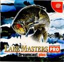 【中古】【表紙説明書なし】[DC]LAKE MASTERS PRO Dreamcast plus!(レイクマスターズ プロ ドリームキャスト プラス!)(20000323)