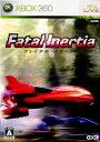 電視遊戲 - 【中古】[Xbox360]Fatal Inertia(フェイタル・イナーシャ)(20070906)【RCP】