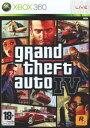 【中古】[Xbox360]Grand theft auto IV(グランド・セフト・オート4/GTA