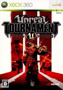 【中古】[Xbox360]アンリアルトーナメント3(Unreal Tournament III)(20080918)