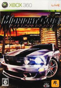 【中古】[Xbox360]ミッドナイトクラブ:ロサンゼルス(Midnight Club LOS ANGELES)(20090205)
