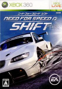 【中古】[Xbox360]ニード・フォー・スピード シフト(Need For Speed SHIFT)(20091112)