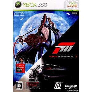 【中古】[Xbox360]BAYONETTA(ベヨネッタ)&Forza Motorsport 3(フォルツァ モータースポーツ3)(本体同梱ソフト単品)(20100428)