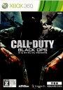 【中古】[Xbox360]コール オブ デューティ ブラックオプス(字幕版)(JES1-00107)(20101118)
