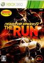 【中古】 Xbox360 ニード フォー スピード ザ ラン(Need for Speed: The Run)(20111208)