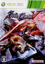 【中古】[Xbox360]SOULCALIBUR 5(ソウルキャリバーV)(20120202)【RCP】