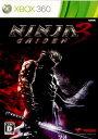 【中古】[表紙説明書なし][Xbox360]NINJA GAIDEN3 ニンジャガイデン3 通常版(20120322)【RCP】