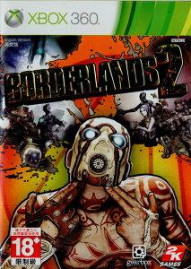 【中古】[Xbox360]Borderlands 2(ボーダーランズ2)(アジア版)(20120921)