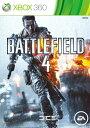 【中古】 Xbox360 バトルフィールド4(Battlefield 4)(20131107)