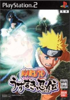 【中古】【表紙説明書なし】[PS2]NARUTO-ナルト- うずまき忍伝(20050818)