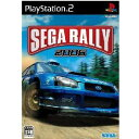 【中古】[PS2]SEGA RALLY 2006(セガラリー2006)(20060112)