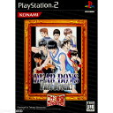 【中古】【表紙説明書なし】[PS2]DEAR BOYS Fast Break!(ディアボーイズ ファーストブレイク)(コナミ殿堂セレクション)(SLPM-65624)(20040708)