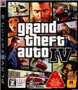【中古】 PS3 Grand Theft Auto IV(グランド セフト オート4)(BLJM-60093)(20081030)