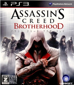 【中古】[PS3]アサシンクリード ブラザーフッド(Assassin's Creed Brotherhood)(20101209)